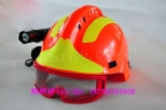 F2消防头盔 韩式消防头盔 消防服头盔 抢险救援头盔