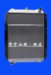 小松原厂散热器总成 PC240-8水箱 水箱盖