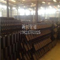 供应天津武清 机制排水铸铁管 加长地漏铸铁管