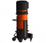 环氧地坪打磨用工业吸尘器