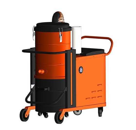 重工型工业吸尘器