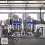 乳品生產線 牛奶加工設備 小型乳品生產線