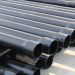 厂家直销 热浸塑电缆保护管 浸塑钢管 DN150穿线管