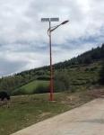 白色LED太陽能路燈一套多少錢