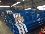 四川成都涂塑鋼管/襯塑復合鋼管/消防專用涂覆鋼管/防腐鋼管
