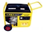 230A汽油发电电焊机/四轮发电焊机