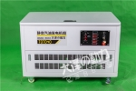 大型静音箱体式40kw发电机组价格