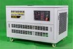 日本品質15kw靜音汽油發電機價格