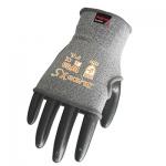 赛立特/INXS 透气型5级防切割手套BF39
