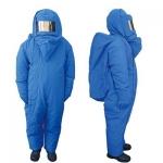 液氮防护服,低温防护服