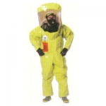 专业雷克兰CT4-A400 B级长管供气式防化服