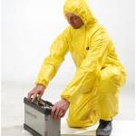 梅思安MSA CPS400 经济型实用的化学防护服