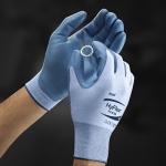 代尔塔202018耐磨5级防滑透气防切割手套