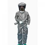 雷克兰 CT3S428 ChemMax 凯麦斯3连体防护服