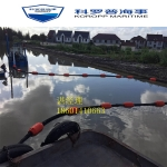 科罗普加工定做 海面管道浮体 港口扩建管道浮筒 挖沙船浮筒