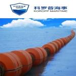 科罗普加工定做 河水管道浮体 可定做管道浮筒 挖沙船浮筒