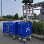 小型水刀生產廠家水切割機生產銷售租賃切油罐安全防爆
