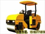 YZD-2.5型驾驶式双钢轮振动压路机