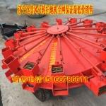 东亚折叠式扫路机 机械式扫路机