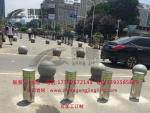 武汉路桩 加厚防撞反光路桩 隔离柱防护立柱 警示柱材质