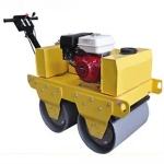 供应手扶式液压转向压路机 双钢轮液压转向压路机 液压转向压路