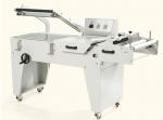 PVC茶葉盒熱收縮機,日照二合一新品封切收縮機
