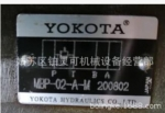 日本YOKOTA叠加式溢流阀MBP-02-A-M YOKOT