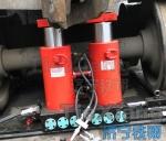 鐵水罐車復軌器100T 150T 200T