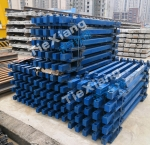濟寧鐵翔軌排起道架 鋪軌鋼軌固定架質量可靠