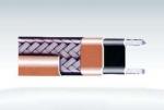 热力采油专用温控伴热电缆,PV1-F4平方抗老化镀锡软铜丝