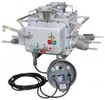 ZW20-12F分界戶外高壓真空斷路器(電子看門狗分界開關)