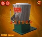 50公斤立式不锈钢卧式搅拌面粉机面条生产必备拌面机