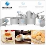 柳州紫薯酥餅機,酥餅機設備,自動壓面酥餅機