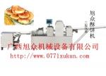 北海油酥饼的做法,酥饼机旭众品牌