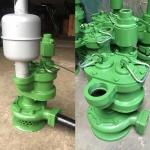 延安使用的QYW100-36排沙风动潜水泵流量大