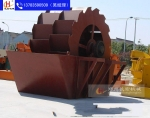 九江清洗力度大的洗砂机生产线配置流程