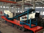 移动碎石机厂 石子生产线价格