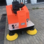 户外电瓶式扫地机 物业用座驾清扫车