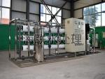 超滤反渗透脱盐水站 除盐水系统 电厂化工厂等单位使用