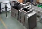 昆山昆嘉路廚具外殼加工昆山不銹鋼鈑金加工