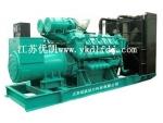 自啟動無刷全銅重慶科克柴油發電機組310KW-2640KW