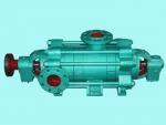 矿用ZD120-50×3-10P自平衡多级离心泵