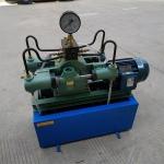 4DSB電動試壓泵四缸管道打壓機