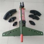 SWG-4D手動液壓彎管機4寸圓管彎管機