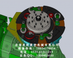 山東四工位軸承套圈輾環機 KFRW系列D54型