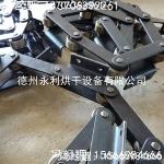 生產直銷雙節距精密滾子鏈條 彎板輸送鏈條