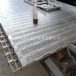 生產直銷加長孔鏈板輸送帶 不銹鋼耐腐蝕鏈板