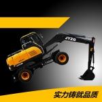 厂家直销聚友出售多功能轮式挖掘机