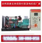 ATS全自动柴油机 100kw无刷全铜柴油发电机组