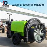 山东全新款多用途高压风送喷雾机车载式厂家直销